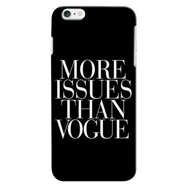 Snooky 36155 Digital Print Hard Back Case Cover For Apple iphone 6 - Black