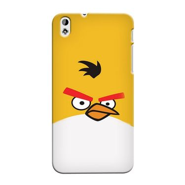 Snooky 37313 Digital Print Hard Back Case Cover For HTC Desire 816 - Yellow