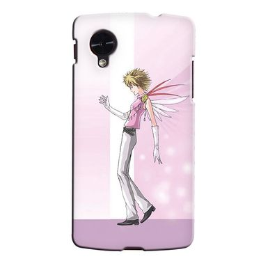 Snooky 35951 Digital Print Hard Back Case Cover For LG Google Nexus 5 - Pink