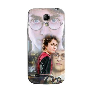 Snooky 35738 Digital Print Hard Back Case Cover For Samsung Galaxy S4 Mini I9192 - Multicolour