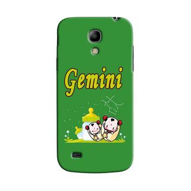 Snooky 35756 Digital Print Hard Back Case Cover For Samsung Galaxy S4 Mini I9192 - Green