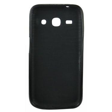 Snooky 35784 Designer Soft Back Case Cover For Samsung Galaxy Star Advance G350E - Purple