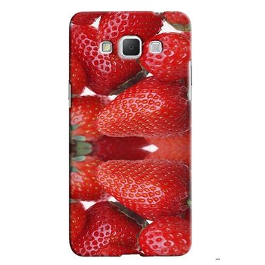 Snooky 36559 Digital Print Hard Back Case Cover For Samsung Galaxy Grand max - Red