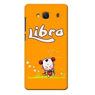 Snooky 36015 Digital Print Hard Back Case Cover For Xiaomi Redmi 2s - Yellow
