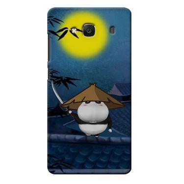 Snooky 36040 Digital Print Hard Back Case Cover For Xiaomi Redmi 2s - Blue