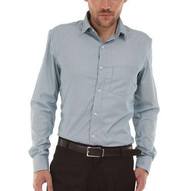 Bendiesel Plain Cotton Shirt_Bdf054 - Light Blue