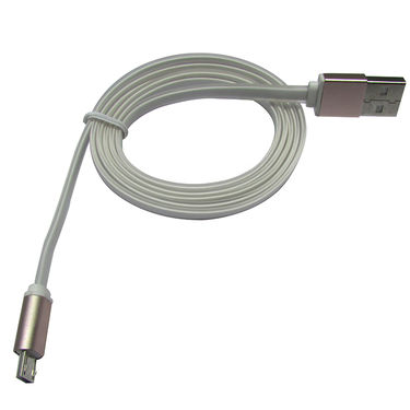 Flashmob C402CA Jelly  Data Transfer And Charging cable - White