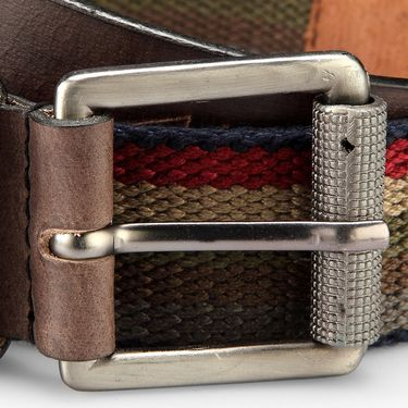 Pin Buckle Casual Belt_Rb017 - Multicolor