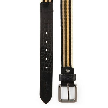 Pin Buckle Casual Belt_Rb020 - Multicolor