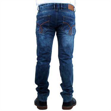 Slim Fit Cotton Jeans_Ckbd01 - Blue