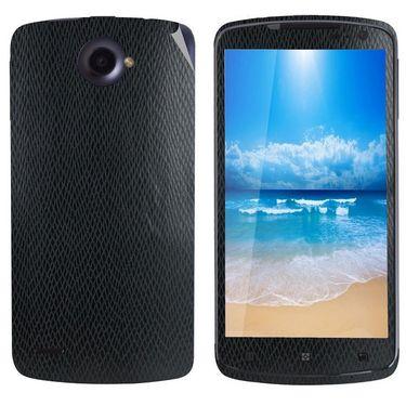 Snooky 18704 Mobile Skin Sticker For Lenovo S920 - Black