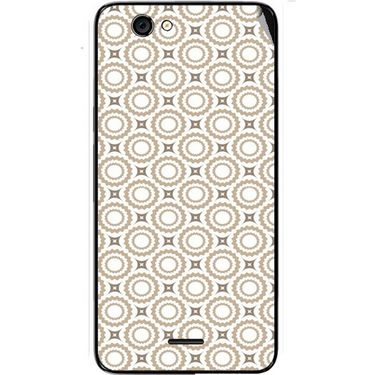 Snooky 40445 Digital Print Mobile Skin Sticker For Micromax Canvas Knight Cameo A290 - Brown