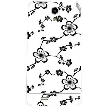 Snooky 41070 Digital Print Mobile Skin Sticker For XOLO Q900 - White