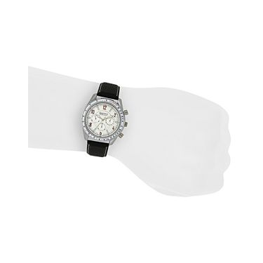 Exotica Fashions Analog Round Dial Watches_E16ls13 - White