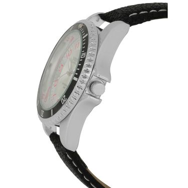 Exotica Fashions Analog Round Dial Watches_E70ls17 - Silver