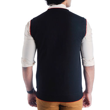 Pack of 3 Sleeveless Sweaters For Men_Srihs01