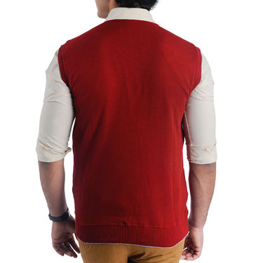Pack of 3 Sleeveless Sweaters For Men_Srihs08