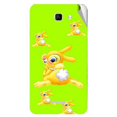 Snooky 46467 Digital Print Mobile Skin Sticker For Micromax Canvas Xl2 A109 - Green