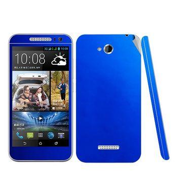 Snooky 20626 Mobile Skin Sticker For HTC Desire 616 - Blue