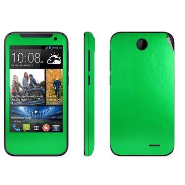 Snooky 20551 Mobile Skin Sticker For HTC Desire 310 - Green