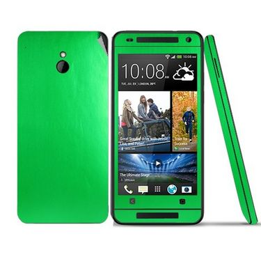 Snooky 20583 Mobile Skin Sticker For HTC One Mini - Green