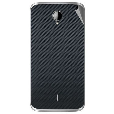 Snooky 43279 Mobile Skin Sticker For Intex Aqua i14 - Black