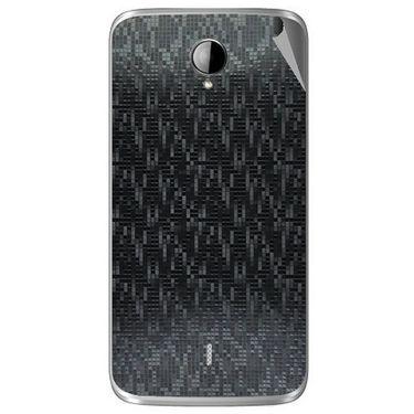 Snooky 43284 Mobile Skin Sticker For Intex Aqua i14 - Black