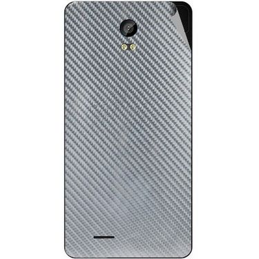 Snooky 43314 Mobile Skin Sticker For Intex Aqua Life 2 - silver