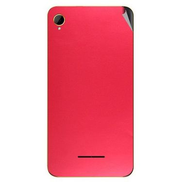 Snooky 43378 Mobile Skin Sticker For Intex Aqua Power HD - Red