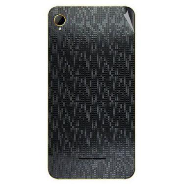 Snooky 43380 Mobile Skin Sticker For Intex Aqua Power HD - Black