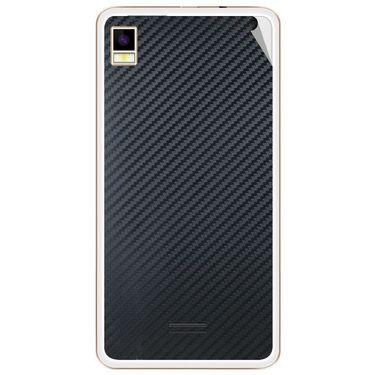 Snooky 43447 Mobile Skin Sticker For Intex Aqua Star 5.0 - Black
