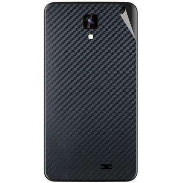 Snooky 43555 Mobile Skin Sticker For Intex Aqua Y2 Ips - Black