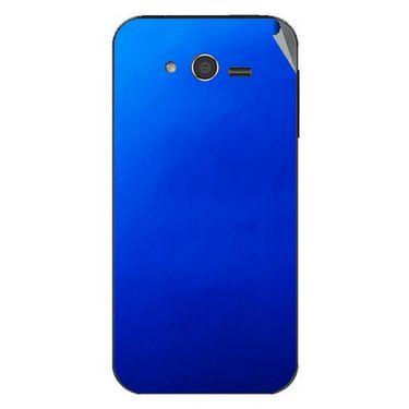 Snooky 43664 Mobile Skin Sticker For Intex Cloud Y5 - Blue