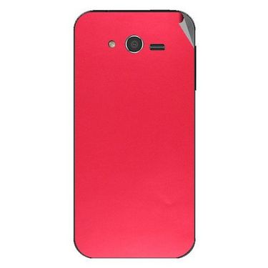 Snooky 43666 Mobile Skin Sticker For Intex Cloud Y5 - Red