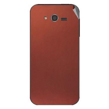 Snooky 43667 Mobile Skin Sticker For Intex Cloud Y5 - Copper