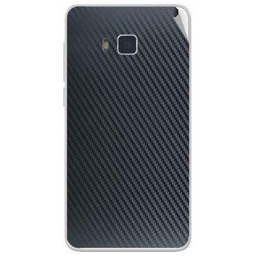 Snooky 43735 Mobile Skin Sticker For Lava Iris 406Q - Black