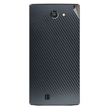 Snooky 43747 Mobile Skin Sticker For Lava Iris 456 - Black
