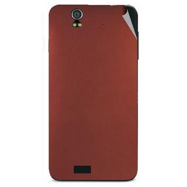 Snooky 43811 Mobile Skin Sticker For Lava Iris selfie 50 - Copper
