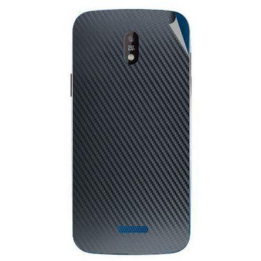 Snooky 43831 Mobile Skin Sticker For Lava Iris 450 - Black