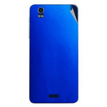 Snooky 43868 Mobile Skin Sticker For Lava Iris Pro 20 - Blue
