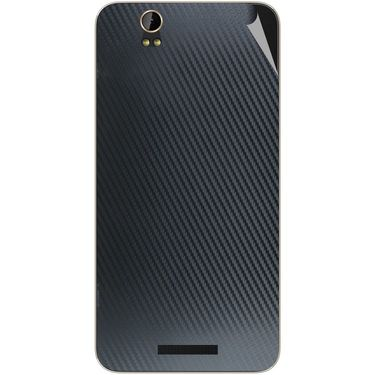 Snooky 43879 Mobile Skin Sticker For Lava Iris X1 - Black