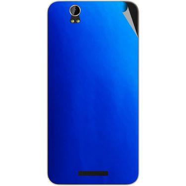 Snooky 43880 Mobile Skin Sticker For Lava Iris X1 - Blue