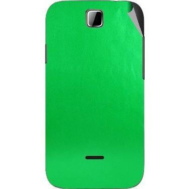 Snooky 43936 Mobile Skin Sticker For Micromax Ninja 3.5 A54 - Green