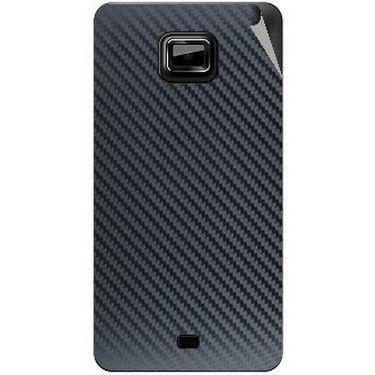 Snooky 44011 Mobile Skin Sticker For Micromax Ninja A91 - Black