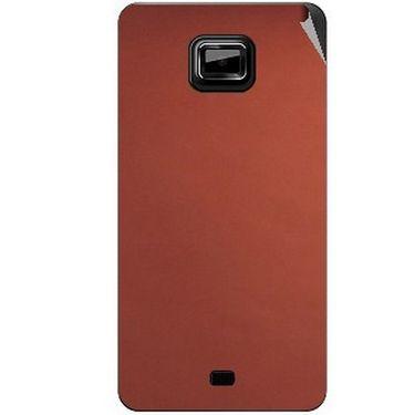 Snooky 44015 Mobile Skin Sticker For Micromax Ninja A91 - Copper