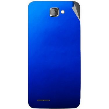 Snooky 44048 Mobile Skin Sticker For Micromax Canvas Mad A94 - Blue