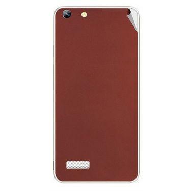 Snooky 44339 Mobile Skin Sticker For Micromax Canvas Hue AQ5000 - Copper