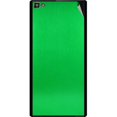 Snooky 44392 Mobile Skin Sticker For Xolo Hive 8X 1000 - Green