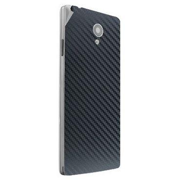 Snooky 44407 Mobile Skin Sticker For Xolo A500 Club - Black