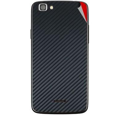 Snooky 44431 Mobile Skin Sticker For Xolo A500s Lite - Black
